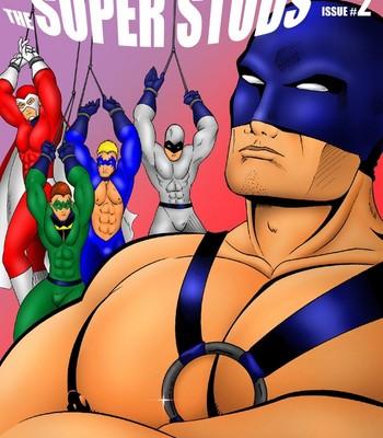 Porn Comics - The Super Studs 2 Sex Comic