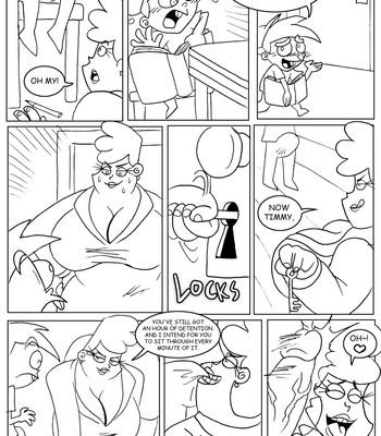 Detention Blue Balls 1 comic porn sex 004