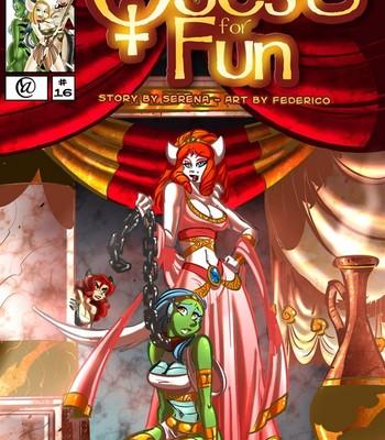 Porn Comics - The Quest For Fun 16
