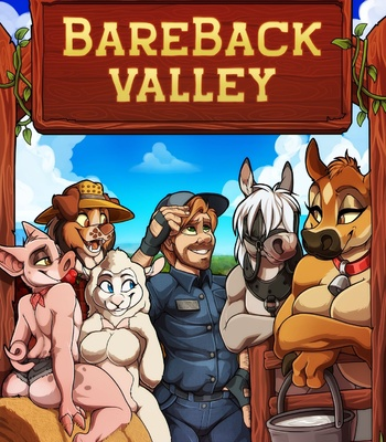 Porn Comics - BareBack Valley