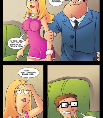 Steve And Francine comic porn sex 011