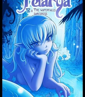 Porn Comics - Felarya T2 – The Waterfalls Sorceress