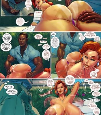 A Good Service! comic porn sex 004