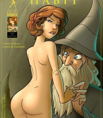 Porn Comics - The Habit Sex Comic