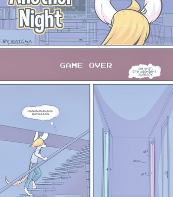 Porn Comics - Another Night