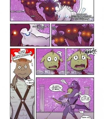 Thievery 5 Part 2 comic porn sex 018