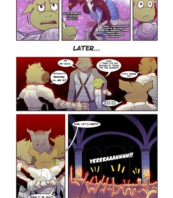 Thievery 5 Part 2 comic porn sex 019