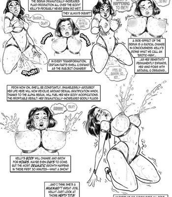 The Milkmaid comic porn sex 004
