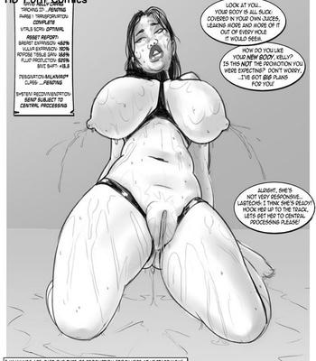 The Milkmaid comic porn sex 005