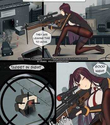 Porn Comics - Hunter Been Hunted
