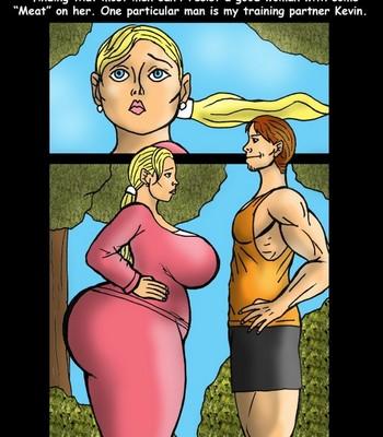 Workout Partners comic porn sex 004