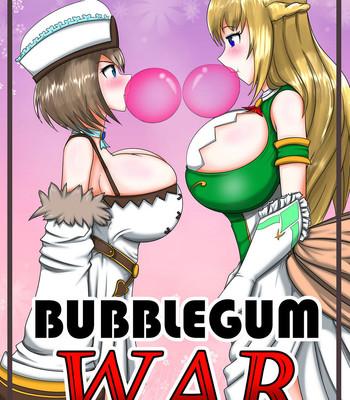 Porn Comics - Bubblegum War