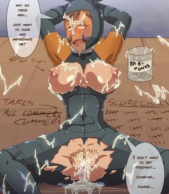 Emma's Prostitution Agency comic porn sex 012
