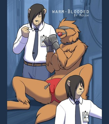 Porn Comics - Warm-Blooded Sex Comic
