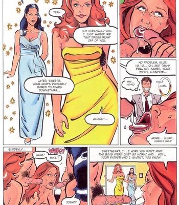 Hot Moms 3 comic porn sex 020