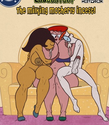 Porn Comics - Dexter's Laboratory – The Milking Motherly Incest