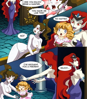 Vampires Of The Night 1 Sex Comic sex 011