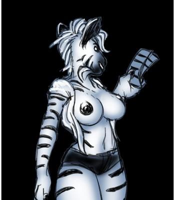 Porn Comics - Zebra's Photo Booth