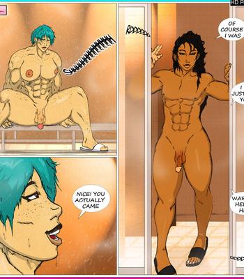 Gains comic porn sex 046