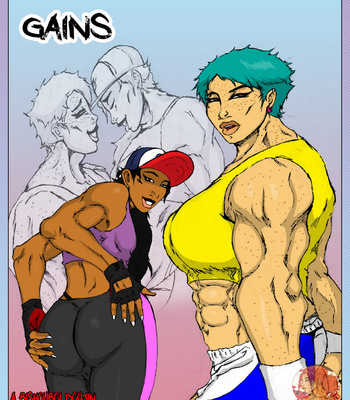 Gains comic porn sex 077