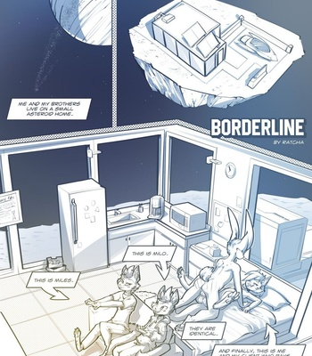 Borderline 1 comic porn sex 001