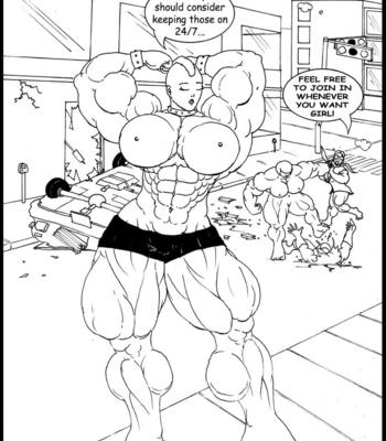 Daybrid 4 comic porn sex 031