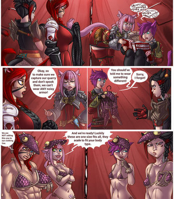 Porn Comics - The Reptile Dysfunction