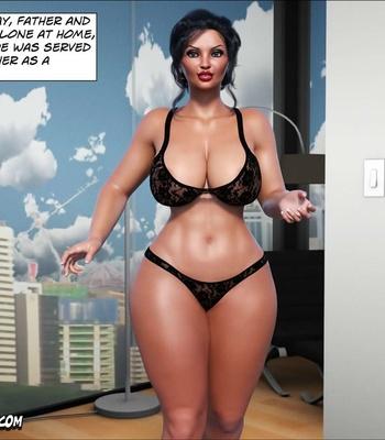 Daddy, Crazy Desire 2 comic porn sex 002