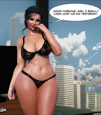 Daddy, Crazy Desire 2 comic porn sex 003