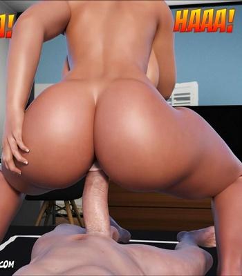 Daddy, Crazy Desire 2 comic porn sex 017