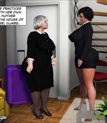 Daddy, Crazy Desire 2 comic porn sex 026