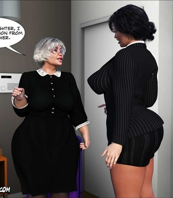 Daddy, Crazy Desire 2 comic porn sex 028