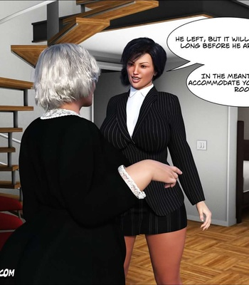 Daddy, Crazy Desire 2 comic porn sex 030