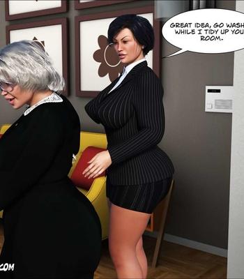Daddy, Crazy Desire 2 comic porn sex 032