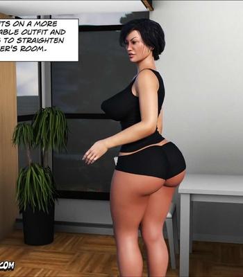 Daddy, Crazy Desire 2 comic porn sex 033