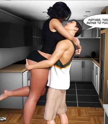 Daddy, Crazy Desire 2 comic porn sex 035