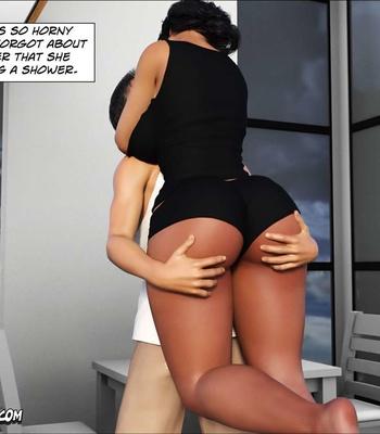 Daddy, Crazy Desire 2 comic porn sex 038