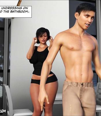 Daddy, Crazy Desire 2 comic porn sex 039