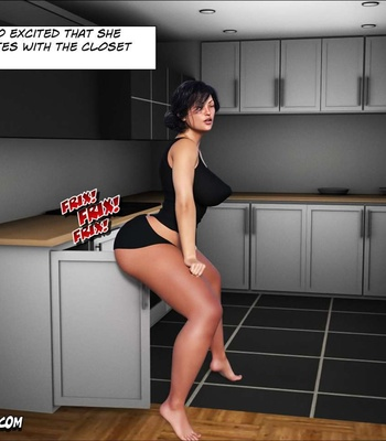 Daddy, Crazy Desire 2 comic porn sex 042