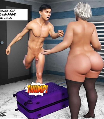 Daddy, Crazy Desire 2 comic porn sex 045