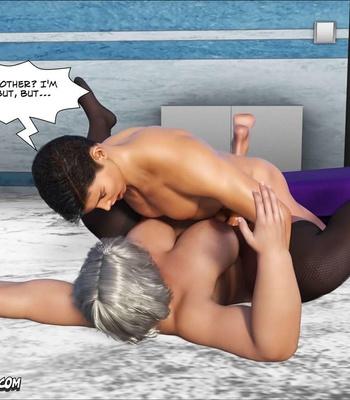 Daddy, Crazy Desire 2 comic porn sex 047