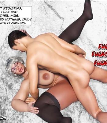 Daddy, Crazy Desire 2 comic porn sex 048