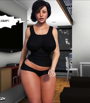 Daddy, Crazy Desire 2 comic porn sex 056
