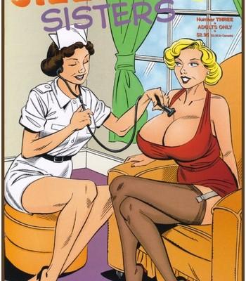 Porn Comics - Sizzlin' Sisters 3