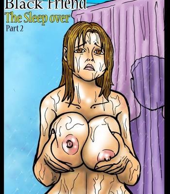 Porn Comics - The Sleepover 2