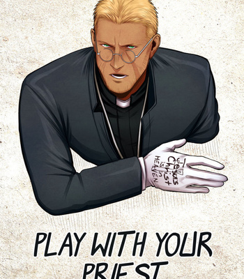 Porn Comics - Play With Your Priest