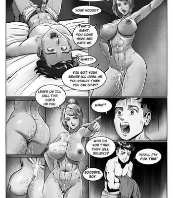 Miss Jalani And The Yurugu Idol comic porn sex 011