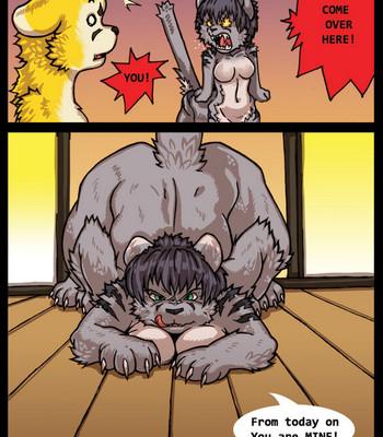 Chakat Season 3 comic porn sex 012