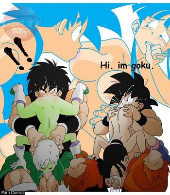 Dragon Ball Yamete – Cheelai's Saga comic porn sex 025