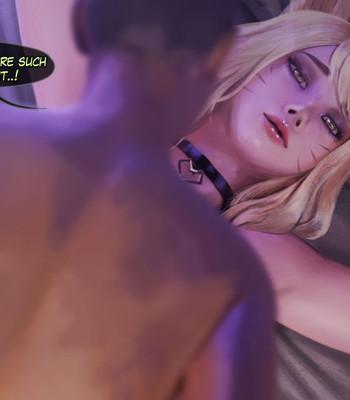 Pop Starz – Behind The Scenes 1 – Ahri comic porn sex 002
